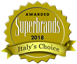 Superbrands Award 2018 Italia