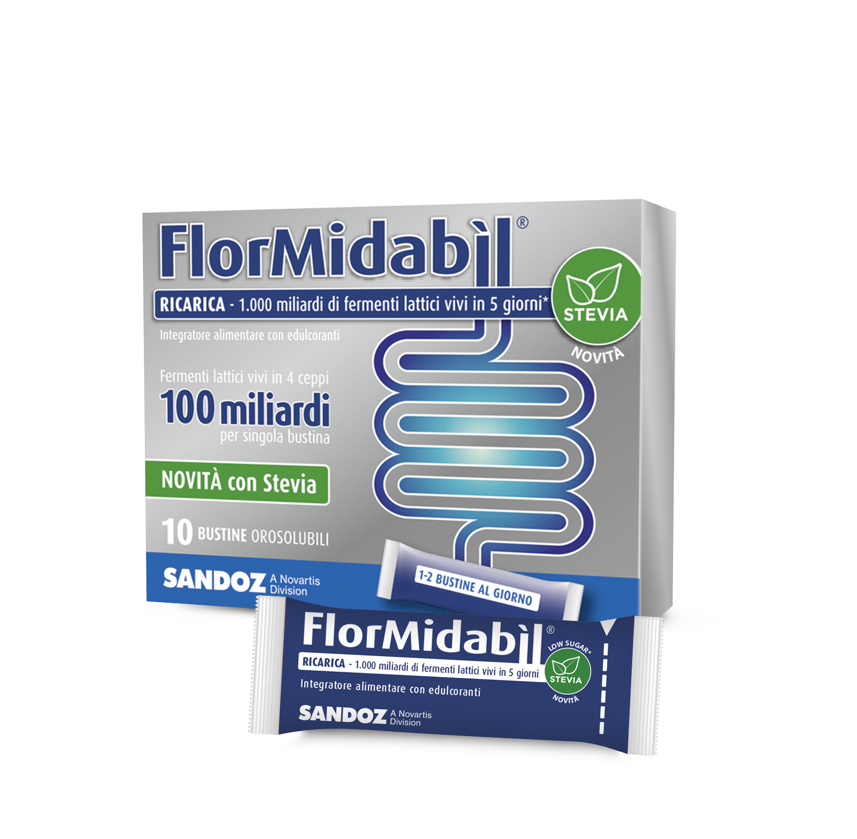 FlorMidabìl RICARICA