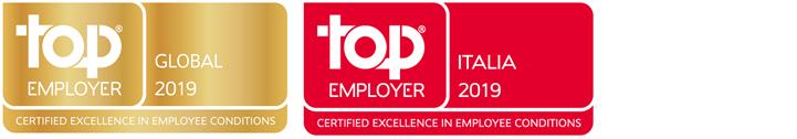 Certificazione Top Employer