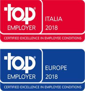 Top Employer Certificazione 2018